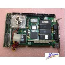 Advantech PCA-6144S Rev.B2 ISA PC104 Motherboard