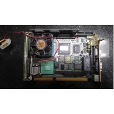 Advantech PCA-6151 Rev.A1 ISA PC104 Motherboard