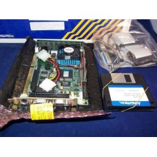 Advantech PCA-6151P ISA PC104 Motherboard