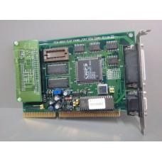 Advantech PCA-6653 FLAT PANEL CRT VGA CARD REV.B1