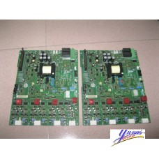 Danfoss 130B6060 DT9 drive board
