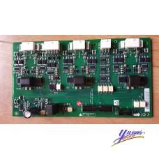 Danfoss 130B7178DT/3 90-560KW  driver card