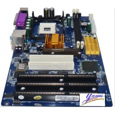 intel Pentium 4 845GV 3 ISA Slot Motherboard