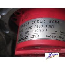 Fanuc A860-0360-T061 Pulse Coder