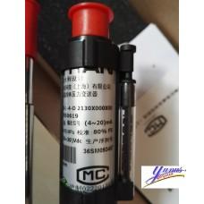 Gefran CE1-6-M-B35D-1-4-D Pressure Sensor