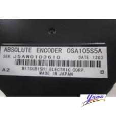 Mitsubishi OSA105S5A Absolute Encoder