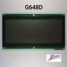 Seiko G648D Lcd Panel