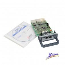 Mitsubishi 2D-TZ535-PN-SET Robot Network Interface Profinet IO