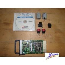 Mitsubishi 2D-TZ576 Robot option CC-Link-Interface-card