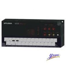 Mitsubishi AJ65BT-68TD PLC CC-Link I/O module; 8 Inputs; Thermocouple