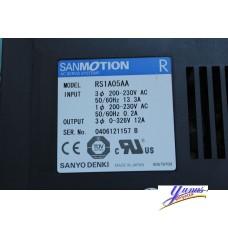 Sanyo Denki RS1A05AA Servo Motor Driver