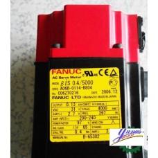 Fanuc A06B-0114-B804 Servo Motor