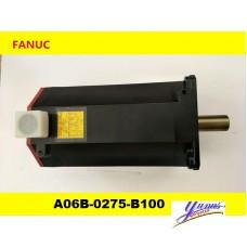 Fanuc A06B-0275-B100 Servo Motor
