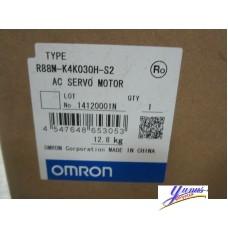 Omron R88M-K4K030H-S2 Servo Motor