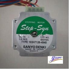 Sanyo Denki 103H7126-4940 Step Motor