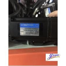 Sanyo Denki QAA04010DXS3J Servo Motor
